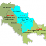 Neue Landkreise 2