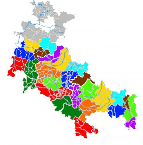 Südthüringen neue Gemeinden