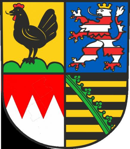 Planungsregion Henneberg-Franken komplett