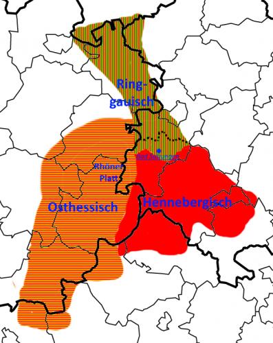 Dialekte Altkreis Bad Salzungen