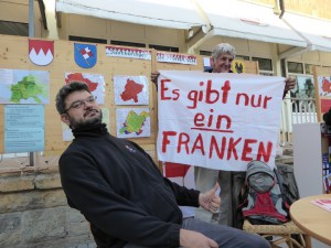 3.10.2015 25 Jahre grenzenlos fränkisch in Sonneberg